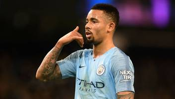 gabriel jesus confirms he will wear the number 9 shirt for manchester city next season