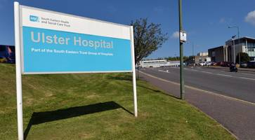 Trust issues statement over 'extremely busy' Ulster Hospital emergency department