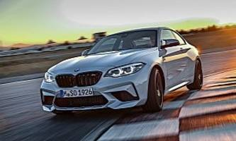 2019 bmw m2 competition to spawn m240i racing successor next year