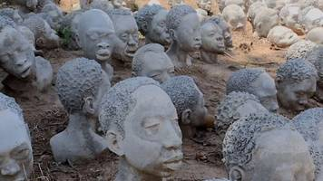kwame akoto-bamfo: 'you see the faces of our ancestors'