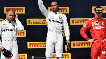 Lewis Hamilton: French Grand Prix winner says 'don't blame drivers if F1 is boring'