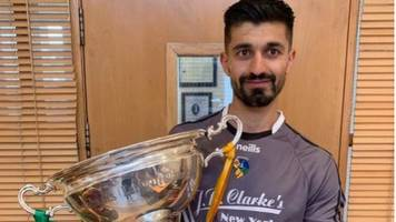 iraqi-born hurler zak moradi revels in 'proudest' day