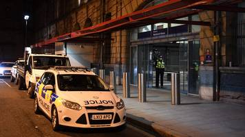 Manchester Victoria stabbings: Man in court
