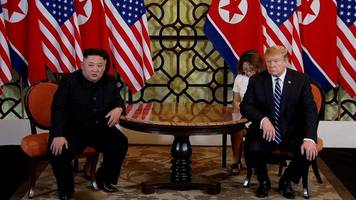 Kim Jong-Un Reportedly Receives 'Excellent' Letter From Trump