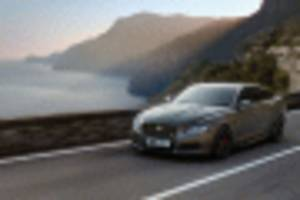 Jaguar will reportedly follow electric XJ with gas-powered models