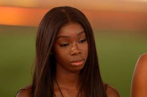 yewande is dumped from love island villa and she says people are playing games