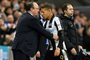 Future of big-money Stoke City transfer target up in air as Newcastle United part company with manager