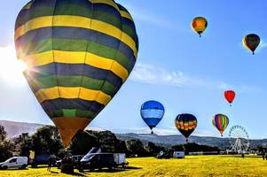 Almost 30,000 people attended Cheltenham's first ever Balloon Fiesta - but will it be back next year?