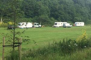 travellers move on to exclusive ilsham valley in torquay's poshest area