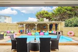 Inside Cornwall's very own Love Island villa that you can book yourself