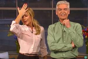 amanda holden should 'shut up or face britain's got talent sack', says this morning presenter