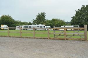 travellers have set up an illegal encampment near an essex primary school