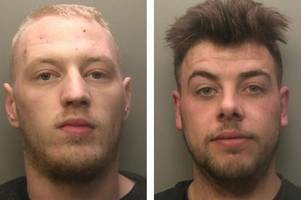 drug dealers who had more than £5,000 of cocaine and cannabis seized from them sentenced