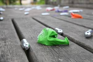 inside the cambridge play areas littered with heroin needles and 'hippie crack' canisters