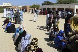 Opposition cry foul over Mauritania ruling party victory