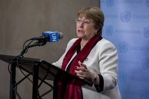 un's bachelet: denying fair trials leads to radicalization