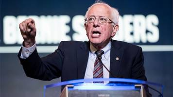 Bernie Sanders plans to cancel all $1.6tn of US student debt