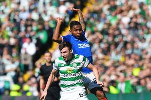 why celtic and rangers must cash in on kieran tierney and alfredo morelos - keith jackson