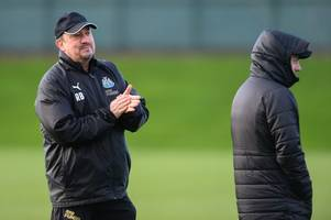 the former arsenal trio in contention to replace rafa benitez as next newcastle united manager