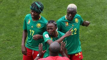 Women's World Cup: African football boss seeks to investigate Cameroon behaviour against England