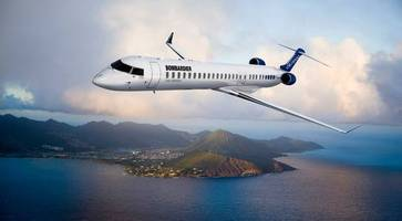 bombardier confirms deal to sell crj jet business to japan's mitsubishi