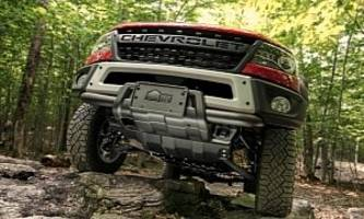 Next-Generation Chevrolet Colorado Rumored To Launch In Or After 2023