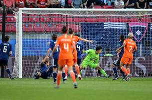 2019 FIFA Women's World Cup™: Netherlands take a 1-0 lead vs. Japan on Martens' creative finish | HIGHLIGHTS
