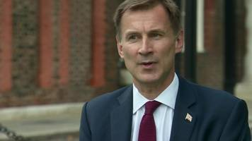 jeremy hunt: next pm 'must be trustworthy to avoid no brexit'