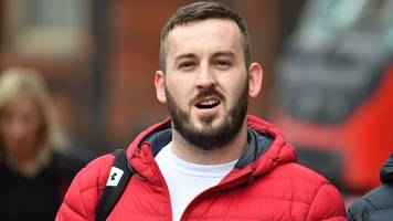 protester fined for assaulting journalist in manchester