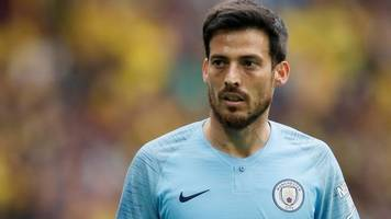 David Silva: Manchester City midfielder to leave club at end of 2019-20 season