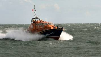 rnli tackles peterhead 'crew issue' with new training plan