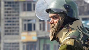 real kashmir: robertson on why he is returning to manage in the world's most militarised zone