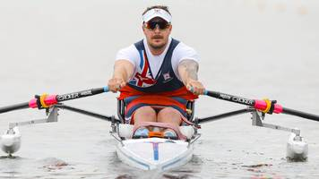 ben pritchard: former triathlete targets para-rowing glory after freak accident