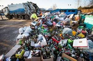 plans for new recycling centre at hartcliffe way take step forward
