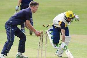 knypersley clinch premier division double to reach twenty20 cup finals day