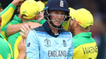 england semi-final hopes in balance after world cup defeat by australia