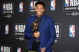 'it was a great moment': shannon sharpe on giannis antetokounmpo winning the nba mvp
