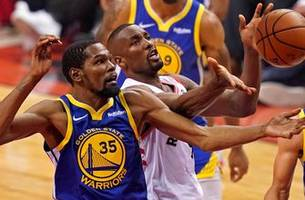 colin cowherd reacts to kd opting out of contract and becoming unrestricted free agent