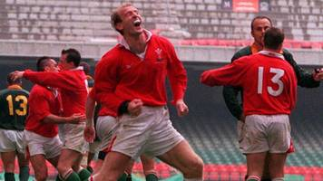 principality stadium 20 years on: the day wales finally beat south africa