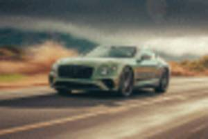 first drive review: feeling good in the 2020 bentley continental gt v8