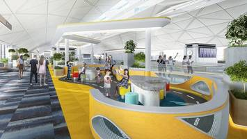 Lead8 Appointed Lead Designer on Hong Kong International Airport Terminal 1 Renovation