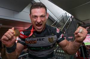 adam pearson and lee radford's special tribute to one of hull fc's 'best-ever overseas signings' mark minichiello
