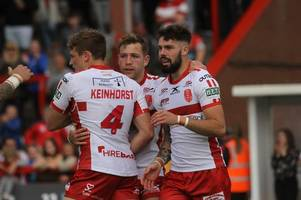 hull kr's will dagger joins featherstone rovers on loan