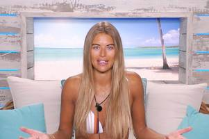 love island fans turn on arabella and they can't seem to get her name right