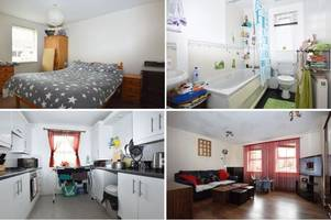 this nottingham flat has been on the market for more than five years - here's why