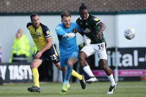 freddie ladapo's rotherham united transfer could be more even lucrative to plymouth argyle