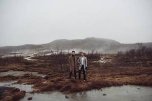 the modern strangers travel to iceland to experience 'magic hour'
