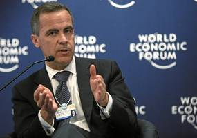 bank of england's carney sees clouds on the horizon for uk consumers
