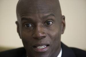 Canada enables corrupt Haitian president to remain in power