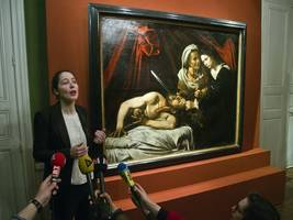 mysterious caravaggio painting found in attic sold privately for possible $100 million